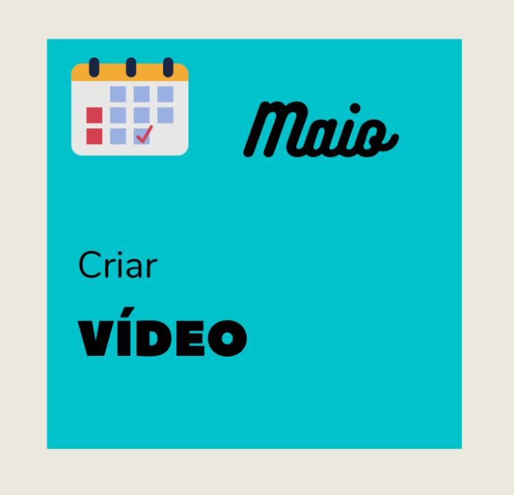 Criar um vídeo