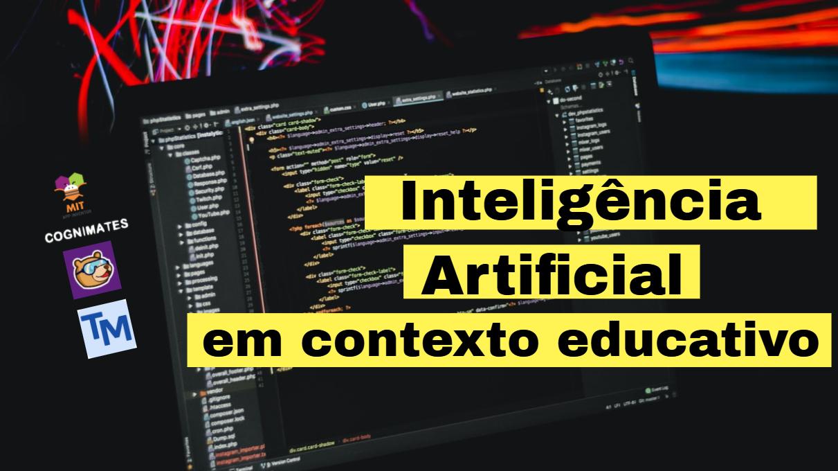 Curso: Inteligência Artificial em contexto educativo