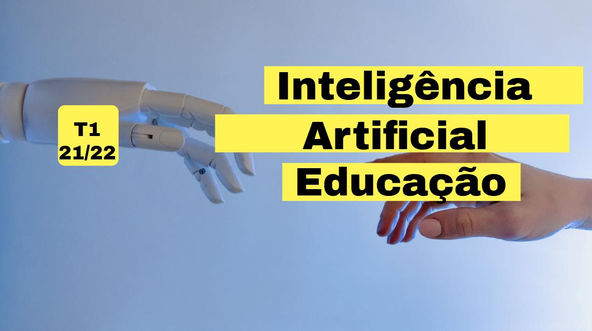 Curso: Inteligência Artificial em contexto educativo T1