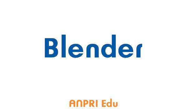 Introdução à Modelação e Animação 3D - com Blender