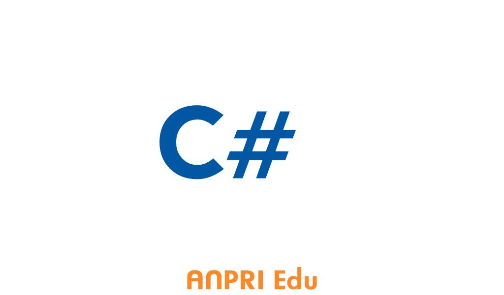 Curso: Iniciação à programação C#