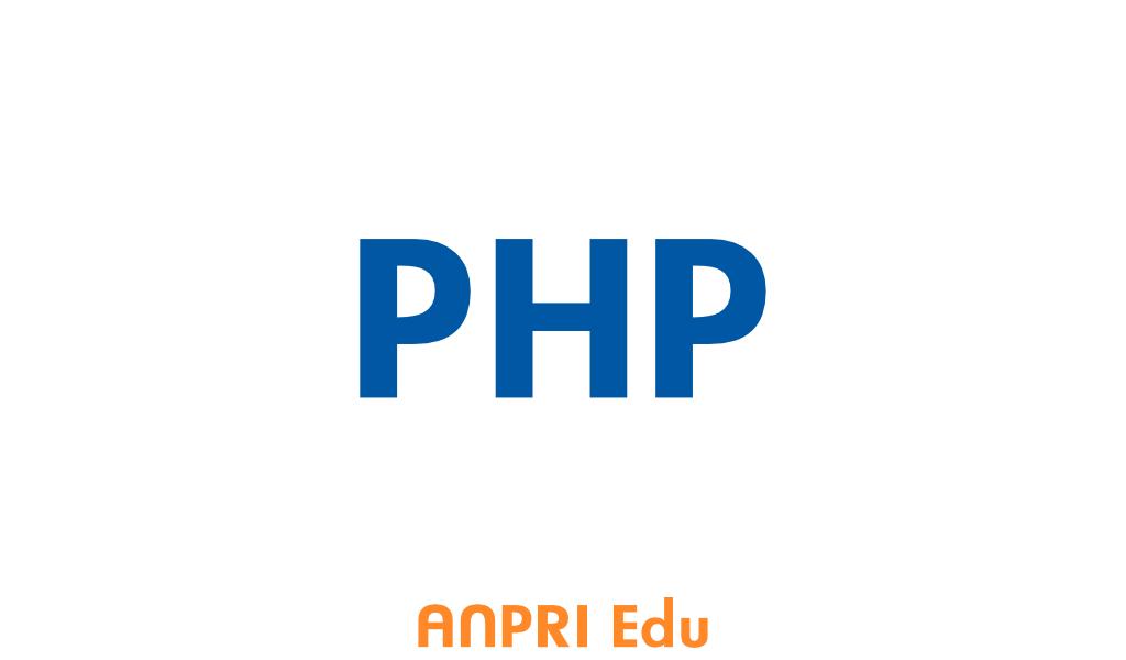 Curso: Iniciação à Programação em PHP